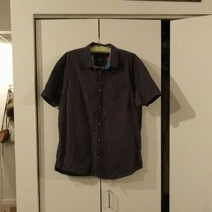 Prana Short Sleeve Button Down